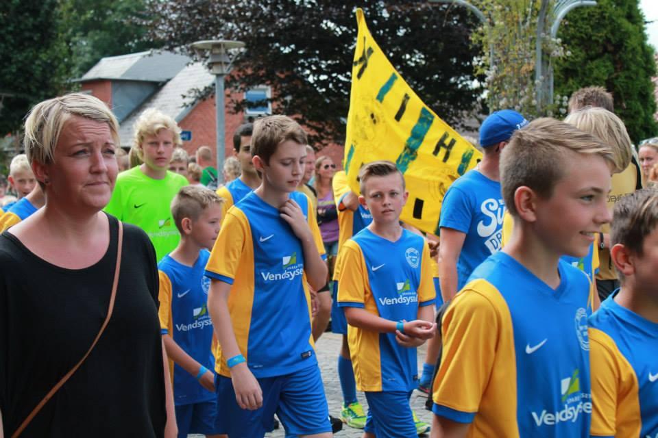 Vildbjerg cup 2014